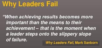 Herd Following & Failed Leaderships
