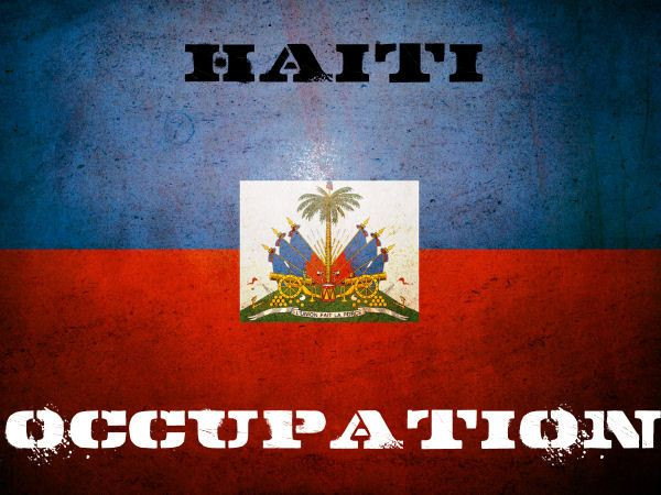 A Case for a Development-Centric US-Led Occupation of Haiti!