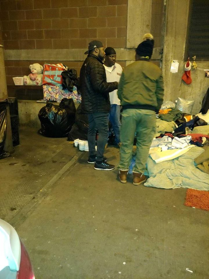 Why Does Dr. Lorins of StrategicOnes.com Distribute Essentials to the Homeless?