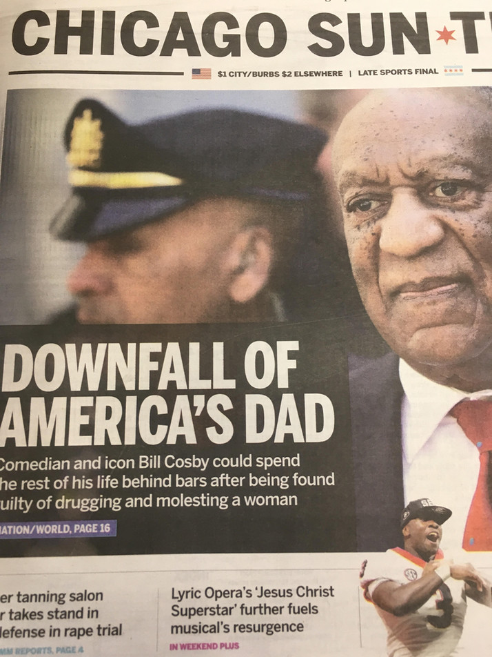 COSBY BETRAYED: America's Disenfranchised (Black) Dad & His #METOO Prostitutes