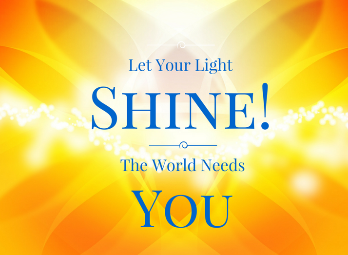 Let Your Light Shine Bright!