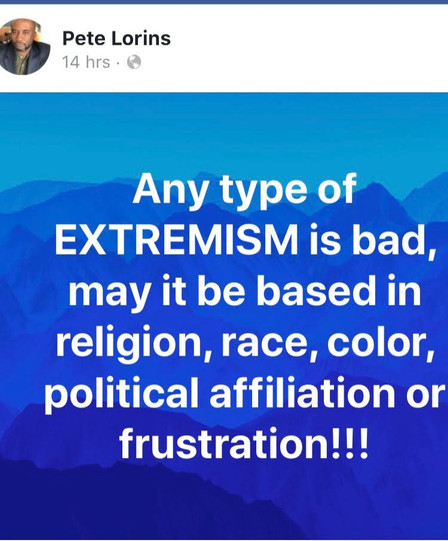 Extremism on All American Ends