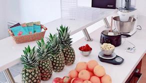 Comment sont fabriquées les tablettes de fruits ?