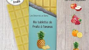 Les tablettes de fruits... De quoi s'agit-il ?
