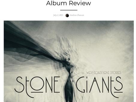 Selective Memory Mag reviews Stone Giants