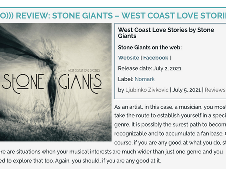 Echoes and Dust review Stone Giants