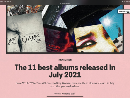 Kerrang!: The 11 best albums released in July 2021