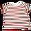 Thumbnail: Camiseta Listras Vermelhas