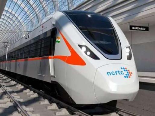RRTC कॉरिडोर के लिए (गुरुग्राम) मानेसर पहाड़ी के अंडरग्राउंड बनेगी सुरंग, 5 स्टेशन होंगे भूमिगत