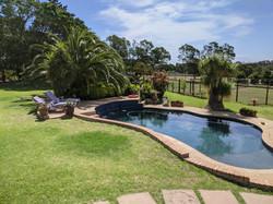 The Haveli pool