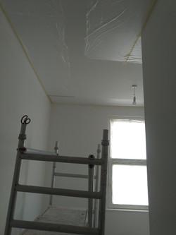 Renovating visitor room