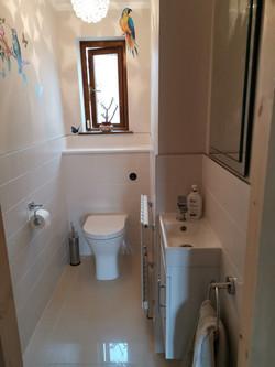 New WC