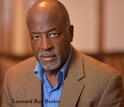 Leonard Butler Head Shot