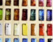 Palette de couleurs émaux
