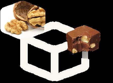Chocolate sem lactose em sabores variados