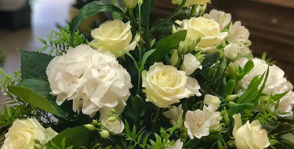 Fleurs deuil Nantes