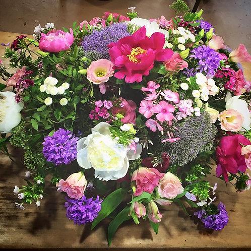 Nantes fleurs artisan deuil