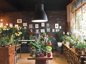 Intérieur boutique L'Atelier De Brice
