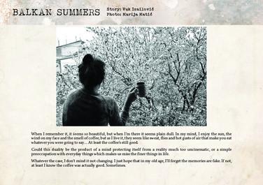 Balkan Summers