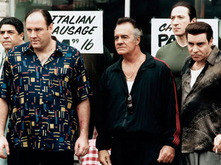 The Sopranos, the Show that Knew Too Much