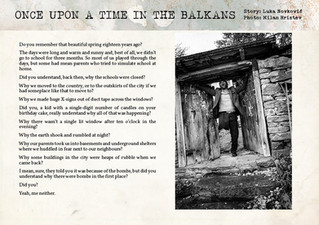 Once Upon a Time in the Balkans