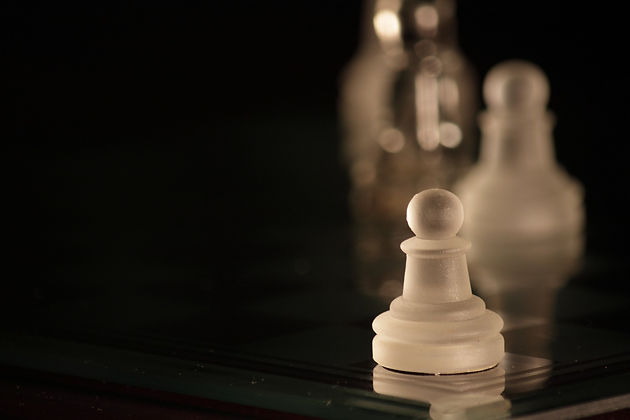 The Human Chess Game | The Balkan Writers Project