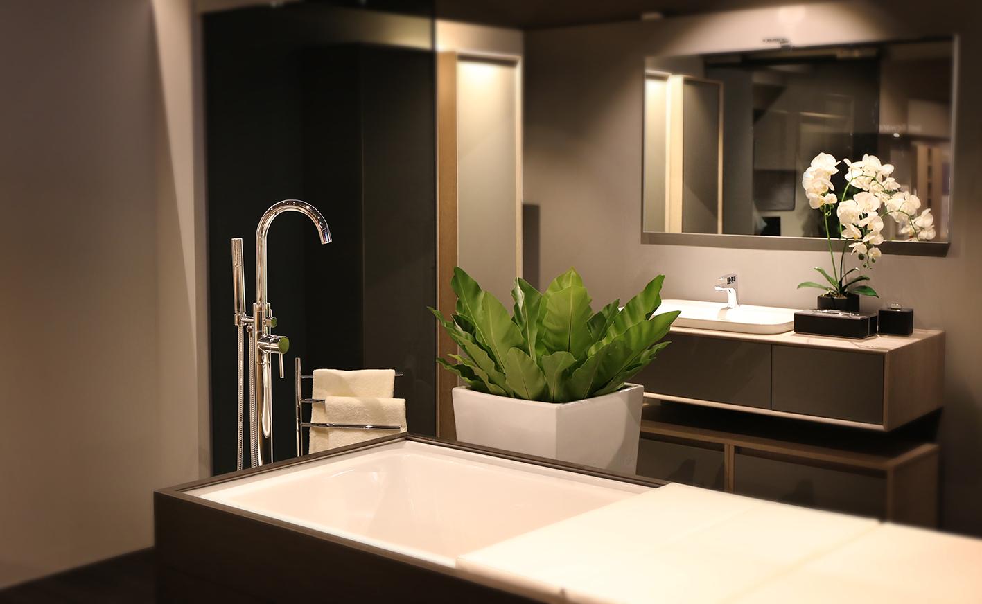 Crestial Eins+ Bath Mixer
