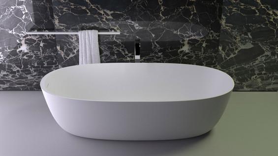 Knief Prime K-Stone Bathtub