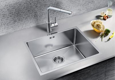 Blanco Qautrus 500U Single Bowl Sink