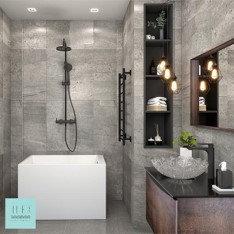 Hera model 1013 Freestanding Bathtub