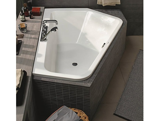 Duravit Paiova 5 Built in Bathtub 700393