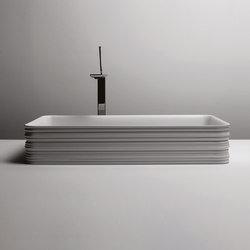 Valdama Trace Countertop Basin TRL0300A