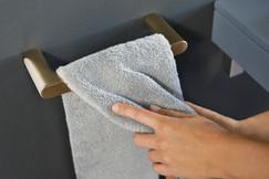 Keuco Edition 400 Hand Towel Holder