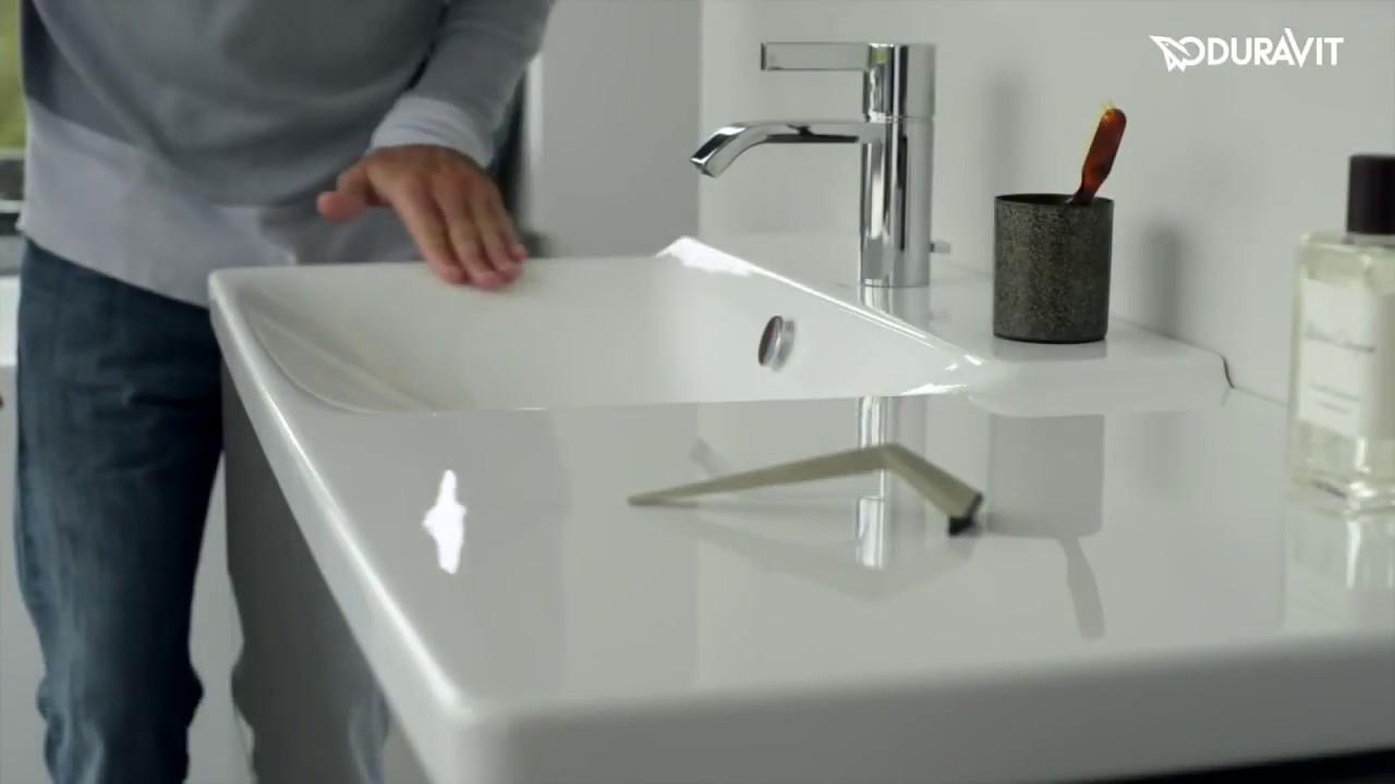 Duravit P3 Comfort Basin