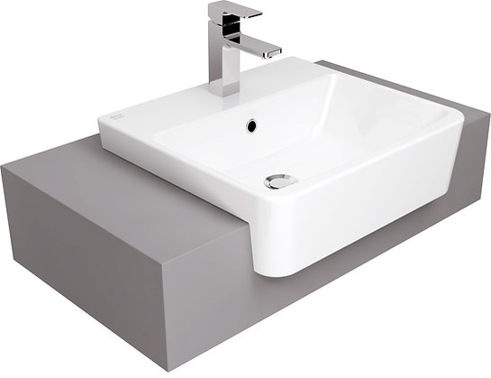 American Standard Acacia Evolution Semi-recessed Basin