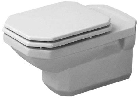 Duravit 1930 Wall Mounted Toilet 018209