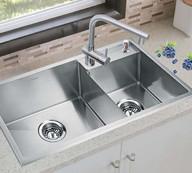 Elkay Blade Double Bowl Sink
