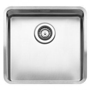 Reginox Ohio Single Bowl Kitchen Sink L40x40