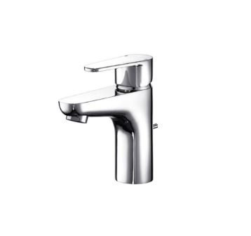 Crestial Vision T Single Lever Basin Mixer w/ Pop Up Waste - C33173