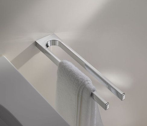 Keuco Collection Moll Double Towel Holder 12718