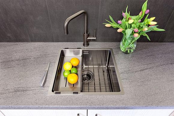 Reginox Houston Single Bowl Kitchen Sink L34x40