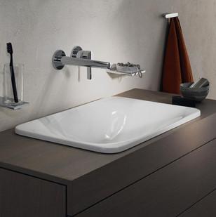 Keuco Edition 400 Concealed Basin Mixer