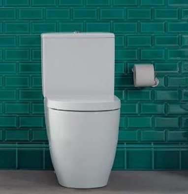 Duravit ME by Starck Closed Coupled WC Bowl