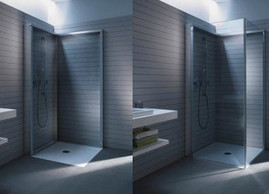 Duravit OpenSpace Shower Glass Enclosure