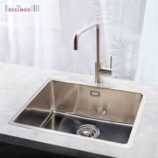 Reginox Houston Single Bowl Kitchen Sink L50x40