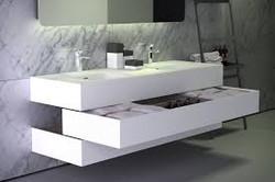 Knief K-Stone Double Vanity Unit
