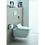 Thumbnail: Duravit Happy d.2 Wall Mounted Toilet w/ Rimless Flush 255059