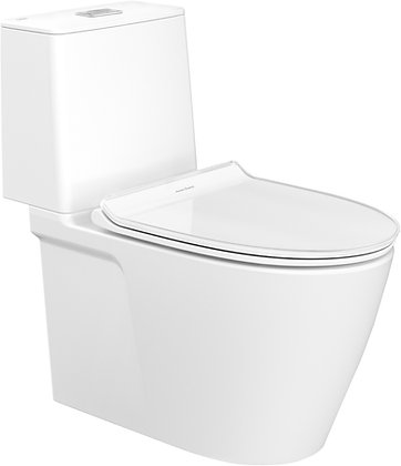 American Standard Acacia SupaSleek Closed Coupled WC Bowl CL2307