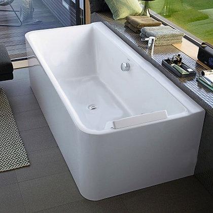 Duravit P3 Comforts Freestanding Back to Wall Bathtub 700381