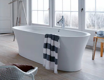 Duravit Cape Cod Free Standing Bathtub
